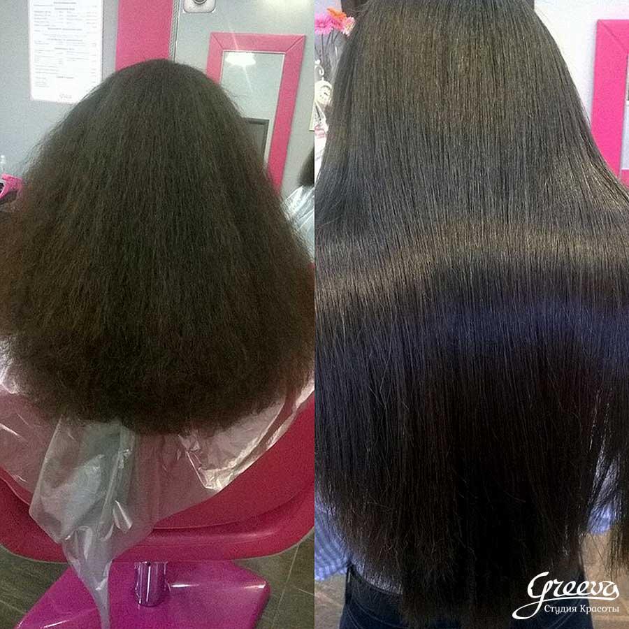 CocoChoco для африканских волос.