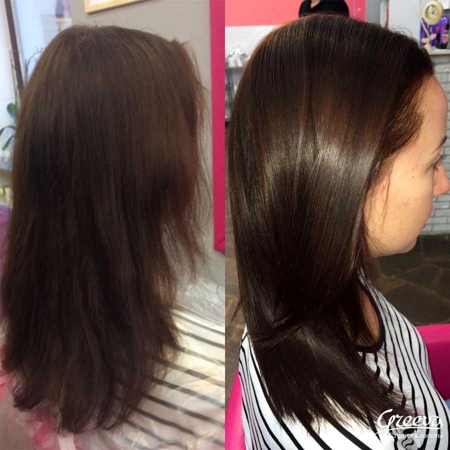 CocoChoco для нормальных волос.