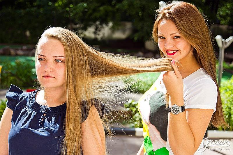 Окрашивание омбре - красота для ваших волос!